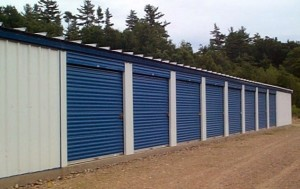 Sanford Storage Company | Sanford Maine | Self Storage Rental Units